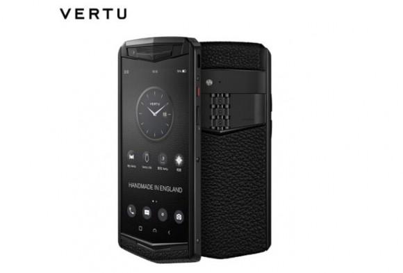 Vertu вернулась с новым люксовым смартфоном
