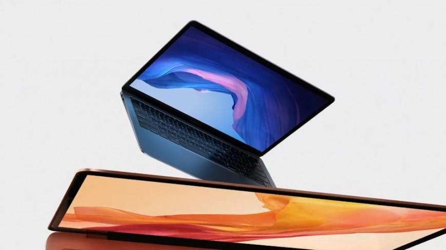 Apple представила MacBook Air с дисплеем Retina