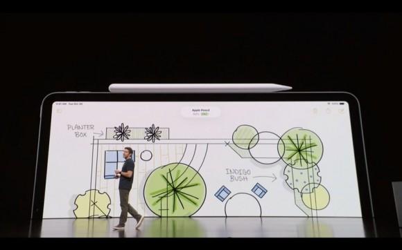 Apple представила новый стилус Pencil