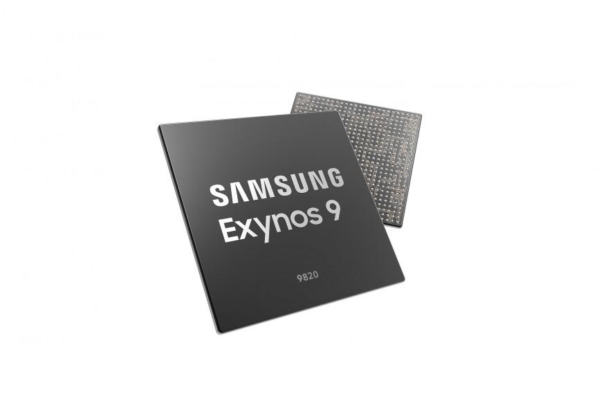 Samsung полностью рассекретила процессор для Galaxy S10