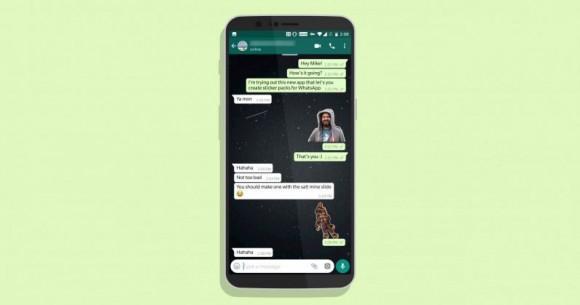WhatsApp научили создавать стикеры из фотографий