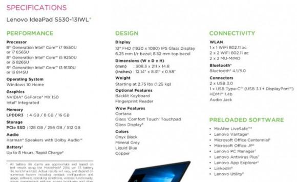 Раскрыты подробности новых процессоров Intel Core для ноутбуков
