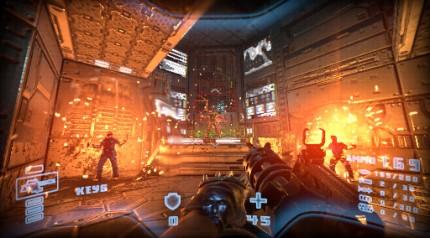 Создатели Doom и Bioshock выпустят новый кровавый шутер