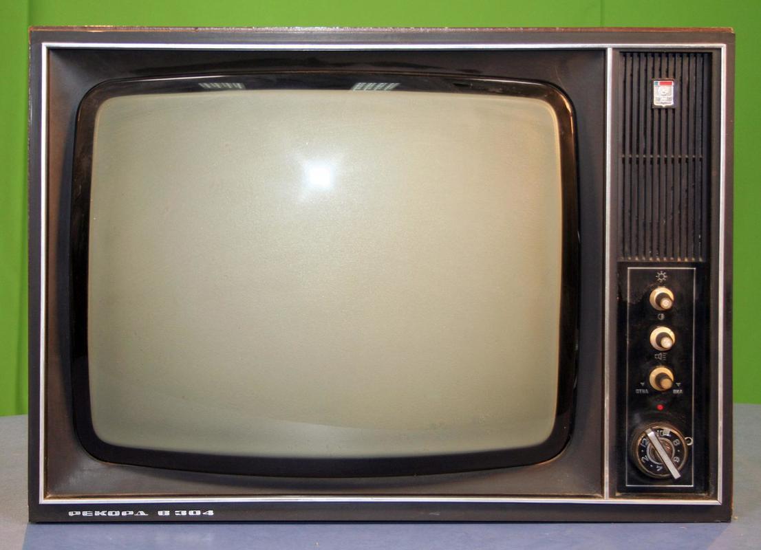 Отключение аналогового ТВ в России отложено на год