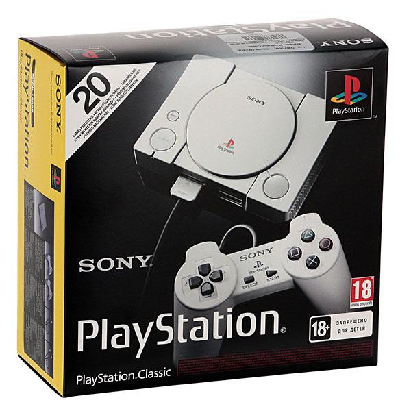 PlayStation Classic резко подешевела по всему миру