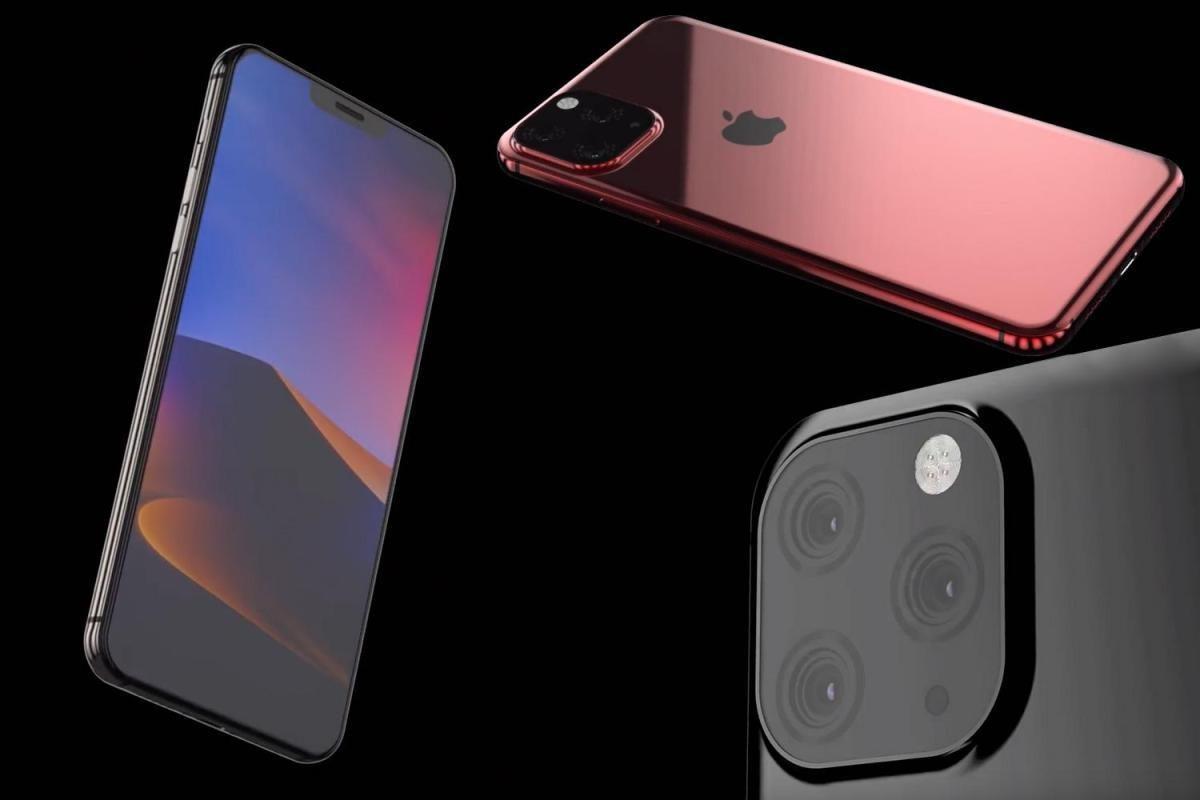 Дизайн и характеристики всех главных смартфонов 2019 года в одной статье