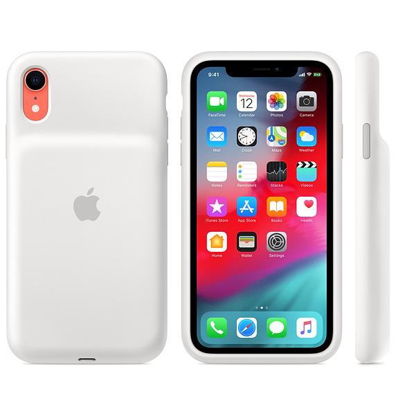 Новый «горбатый» чехол Apple для iPhone поддерживает беспроводную зарядку
