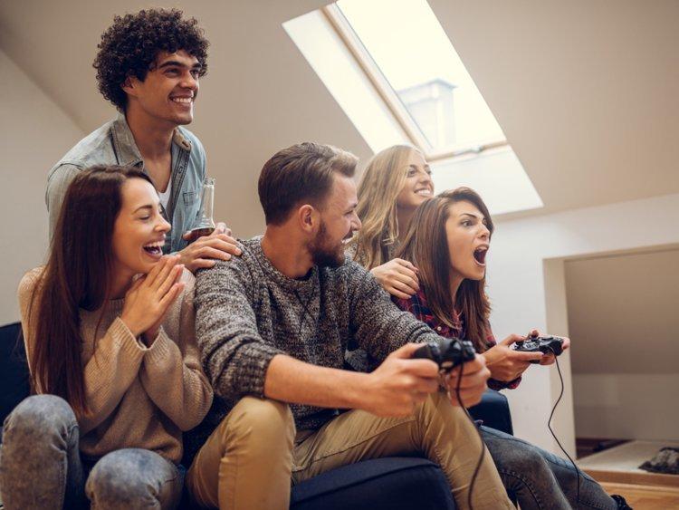 Учёные: видеоигры позитивно влияют на «серые клеточки»