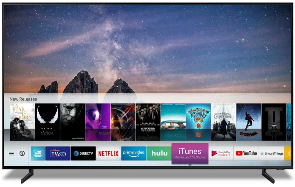 Samsung показала новые Micro LED-телевизоры