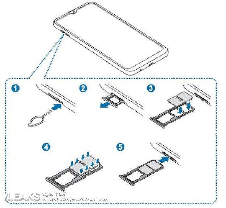 Samsung рассекретила новый бюджетный смартфон Galaxy M10
