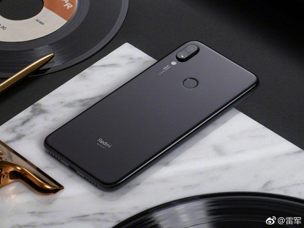 Xiaomi Redmi Note 7 будет представлен уже завтра