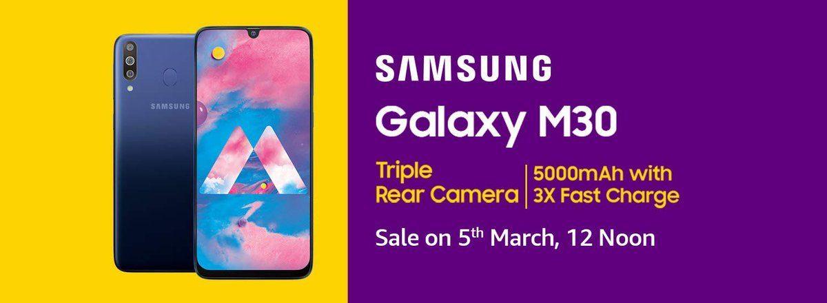 Объявлена дата выхода бюджетного Samsung с 5000 мАч в аккумуляторе