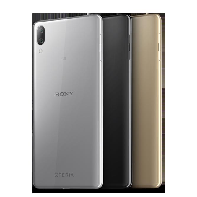 Доступный Sony Xperia L3 с двойной камерой появился в России