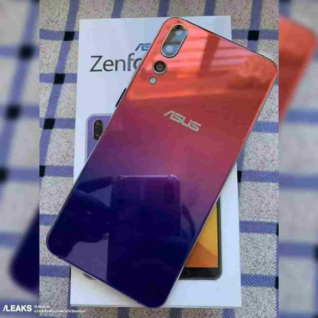 Раскрыты подробности новых флагманских ASUS ZenFone 6