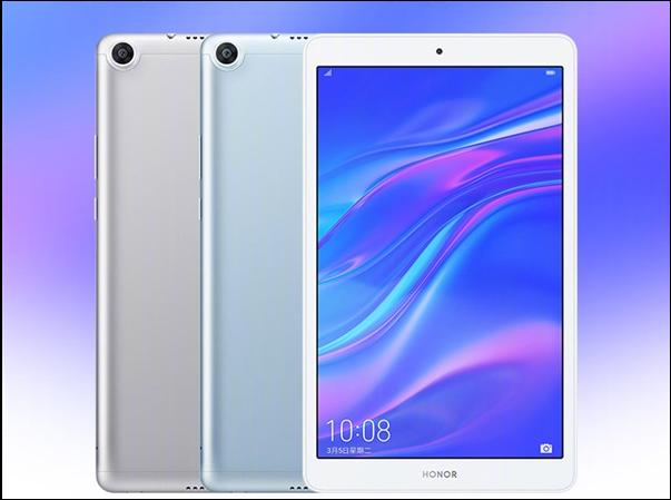 Huawei выпустила дешёвый планшет Honor с мощным процессором и 8-дюймовым дисплеем