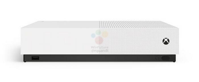 Показаны фото новой приставки от Microsoft без дисковода