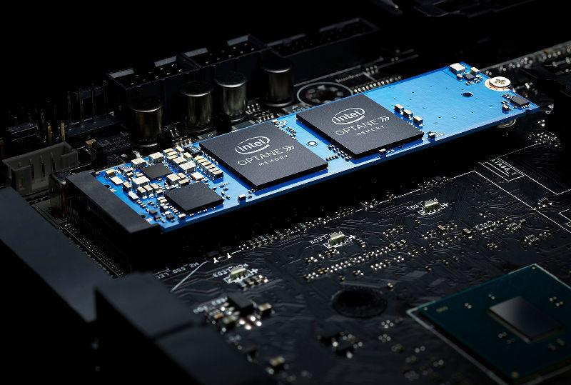 Intel скрестила SSD с оперативной памятью в новых накопителях для компьютеров