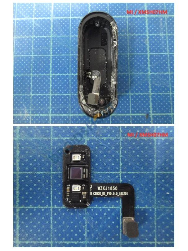 Новый дешёвый фитнес-браслет Xiaomi показался на живых фото