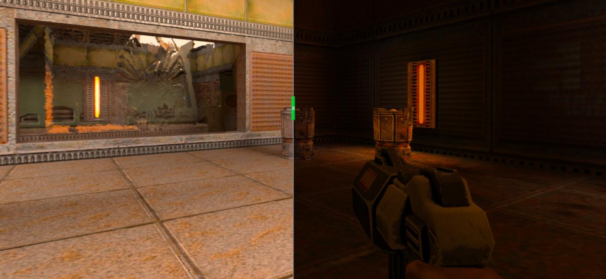 NVIDIA бесплатно раздаст перевыпуск Quake II с современной графикой