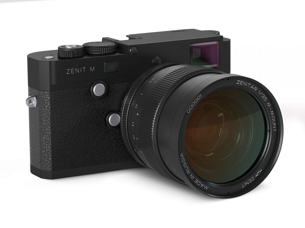 Возрождённые фотоаппараты «Зенит» поступили в продажу
