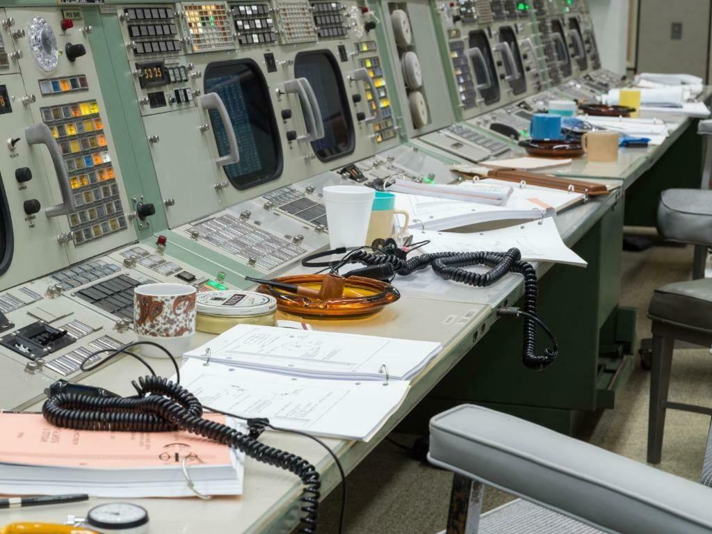 Воссоздан центр управления первым полётом человека на Луну