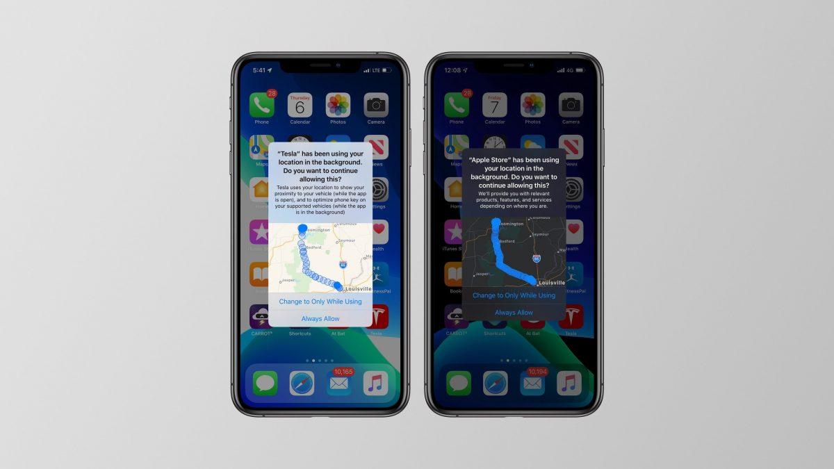 iOS 13 перестала скрывать слежку за пользователями