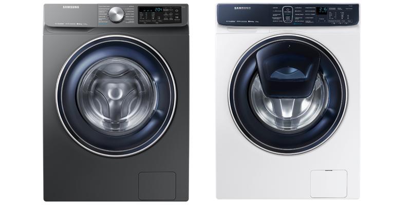 Samsung запустила производство умных стиральных машин в России