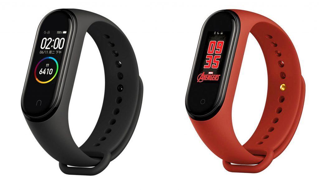 Xiaomi представила фитнес-браслет с цветным дисплеем