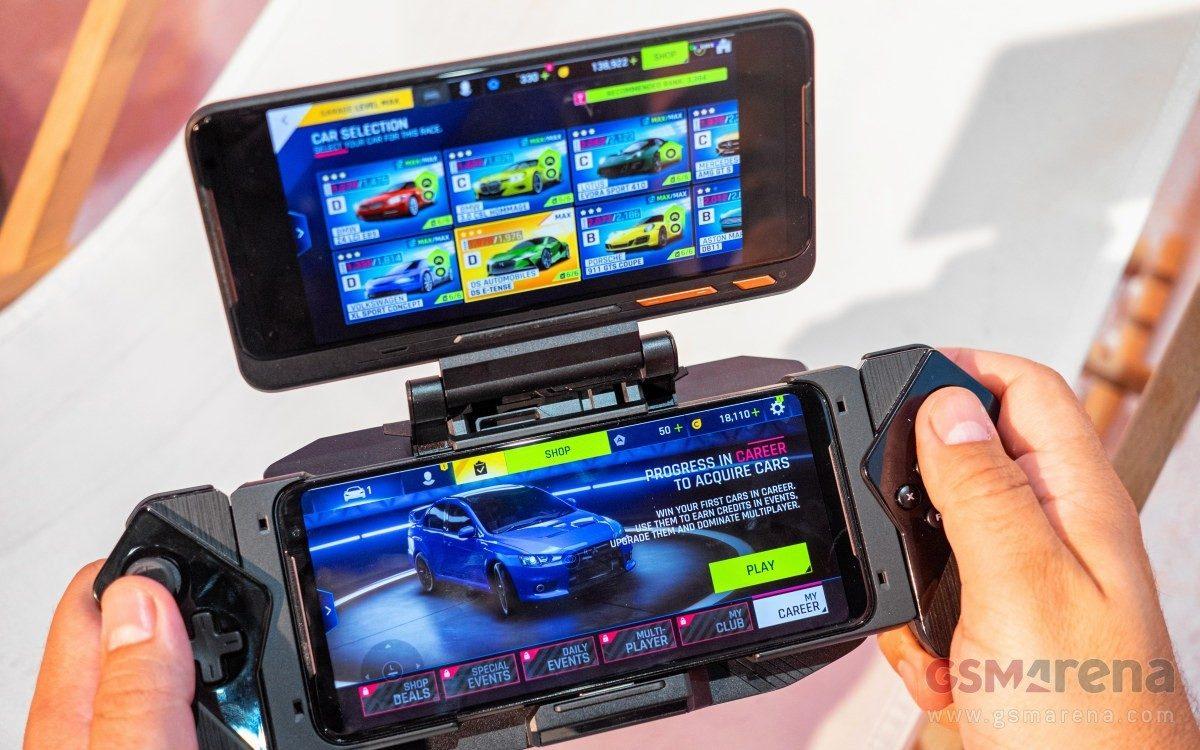 ASUS представила первый игровой смартфон на разогнанном Snapdragon 855