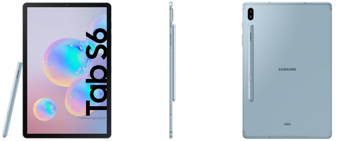 Главный конкурент iPad Pro показан во всех подробностях