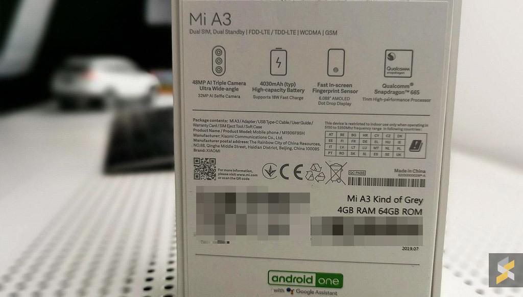 Обзорщики раскрыли сильные и слабые стороны нового Xiaomi Mi A3 на чистом Android