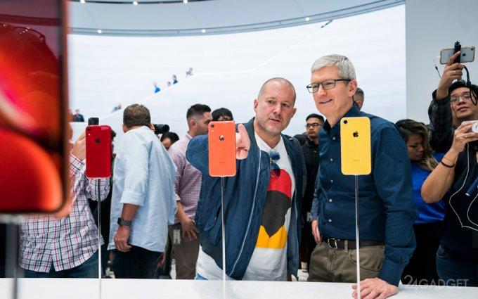 Озвучена причина ухода главного дизайнера Apple (3 фото)