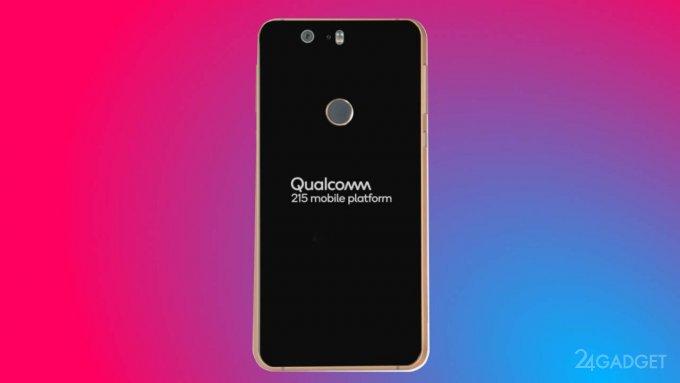 Представлен чип Qualcomm 215 для дешевых смартфонов с NFC (4 фото)
