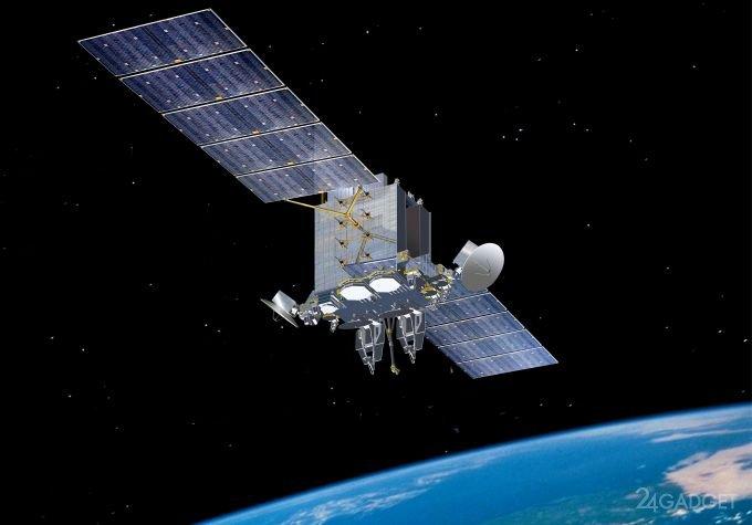 NASA начнёт строить спутники прямо в космосе (2 фото + видео)