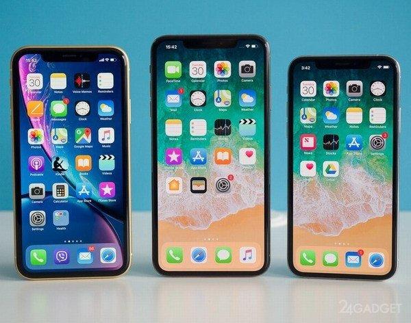 Будущие iPhone за месяц до анонса: секретов больше нет (2 фото + видео)