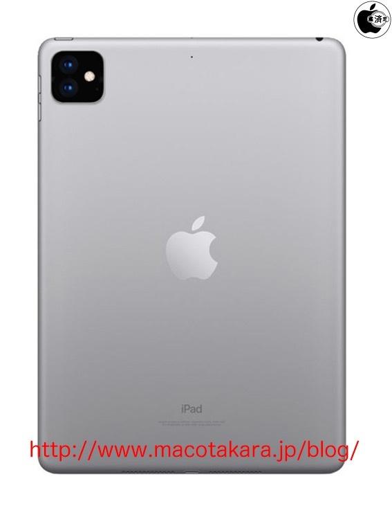 До конца года появится iPad Pro с тройной камерой, как у iPhone 11