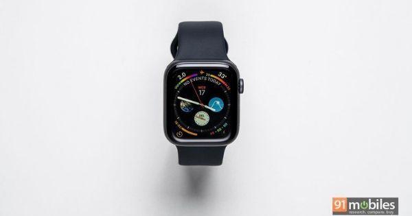 Новые часы Apple Watch показались в сети