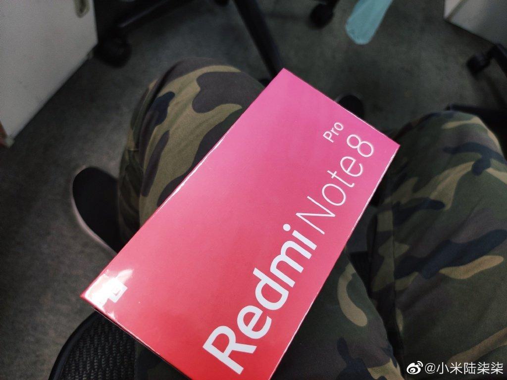 Характеристики Redmi Note 8 Pro полностью утекли в сеть за день до презентации
