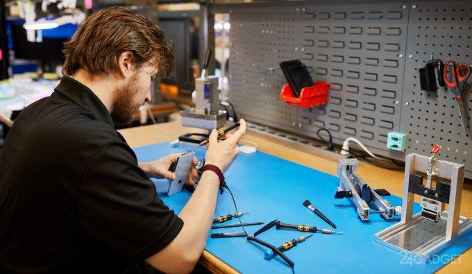 Apple расширяет ремонтную базу за счет независимых ремонтных мастерских