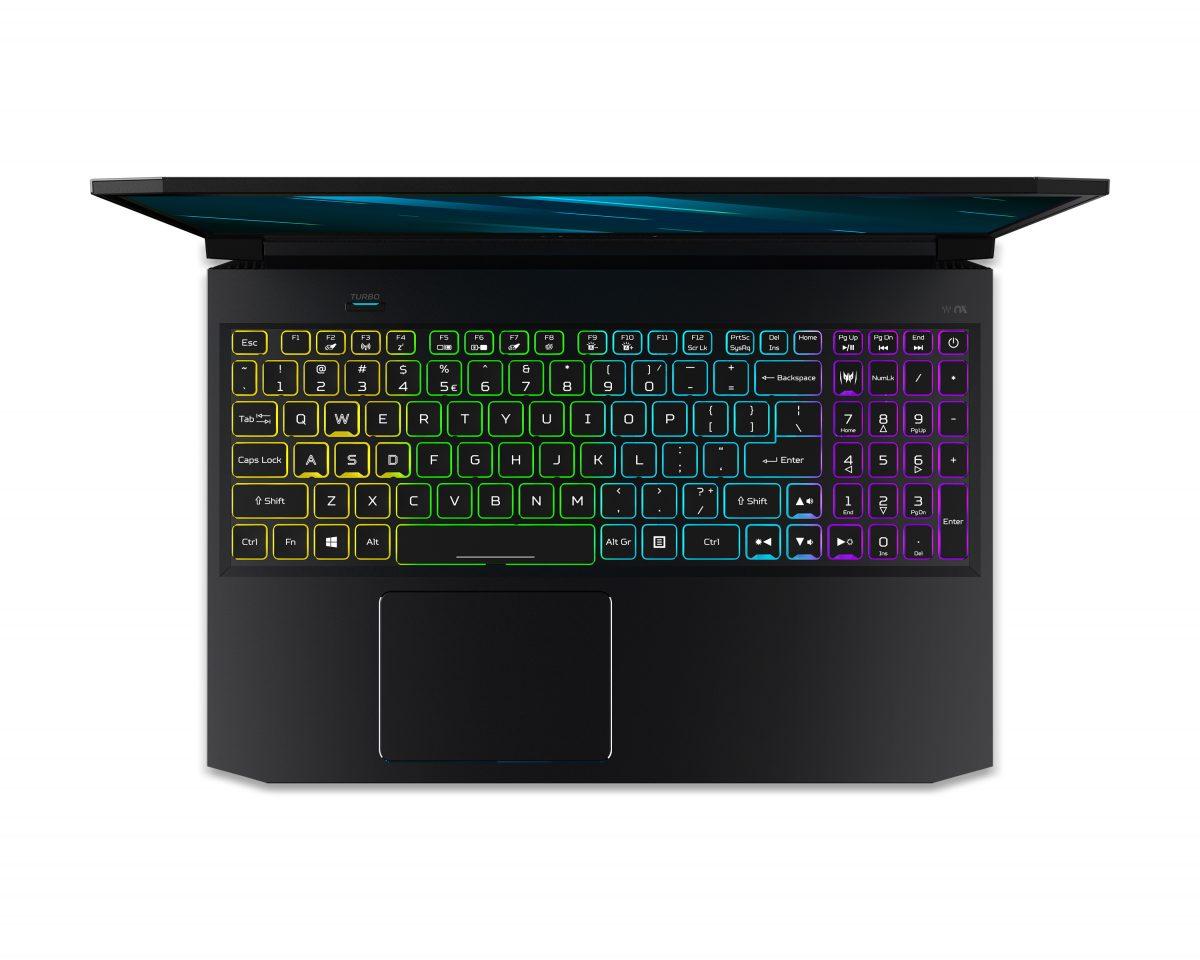 Игровой ноутбук Acer Predator Triton 300 можно назвать «бюджетным»