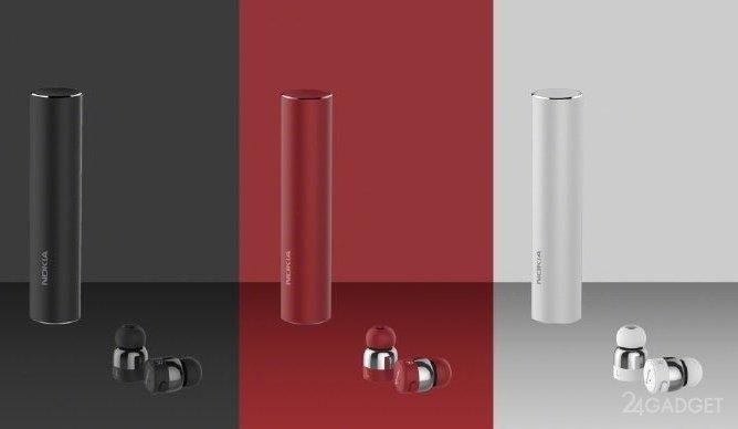 Наушники Nokia True Wireless в новом цвете и вдвое дешевле
