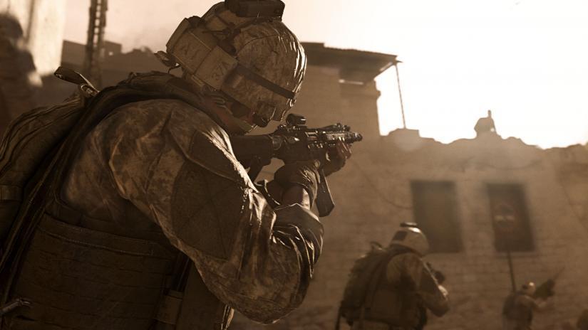 Новая Call of Duty станет одной из самых жестоких игр о войне