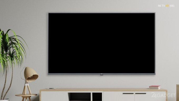 Новая линия умных телевизоров Mi TV 4A и Mi TV 4X от Xiaomi (4 фото)