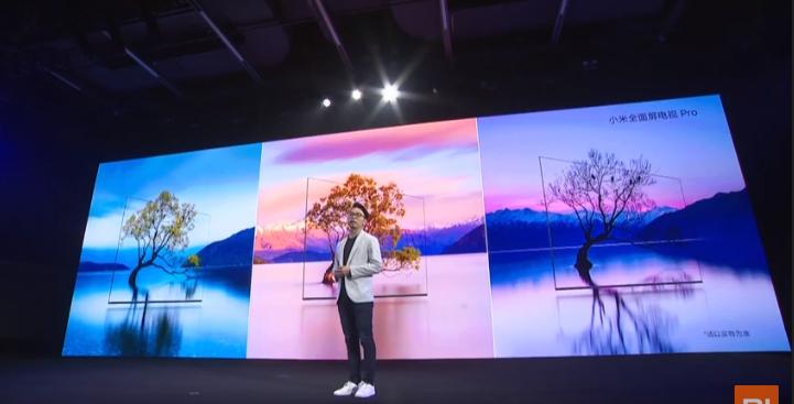 Новые Xiaomi Mi TV Pro оказались дешевле предшественника