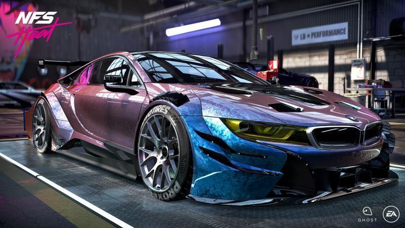Опубликованы изображения с демонстрацией графики новой части Need for Speed