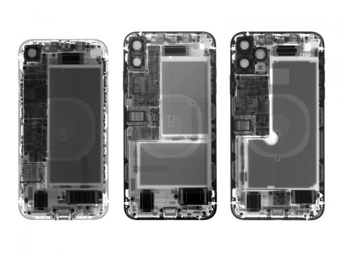 Разбираем на части iPhone 11 (15 фото)