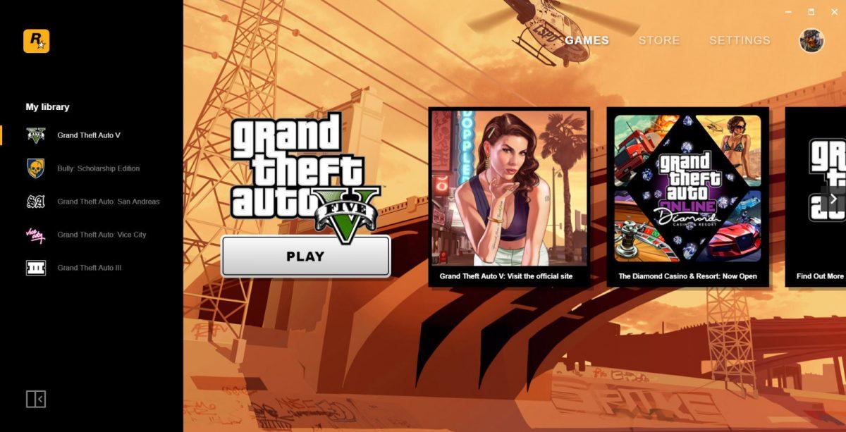 Разработчик серии GTA выпустил конкурента Steam