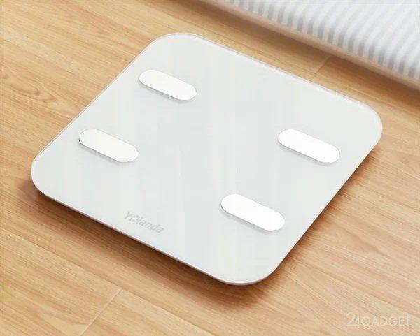 Смарт весы Yolanda от Huawei помогут любителям ЗОЖ