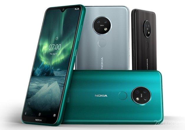 Смартфон и телефоны Nokia на IFA 2019