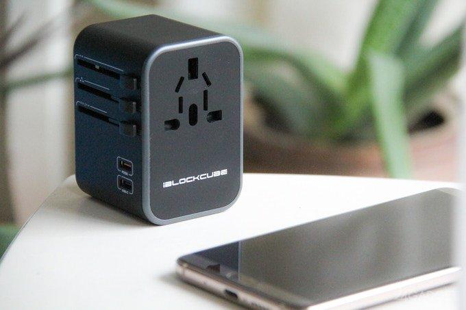 Универсальное зарядное устройство Nimble заменит 6 видов блоков питания (3 фото + видео)